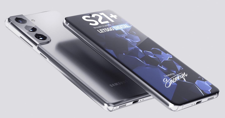 Samsung S21 zonder oplader