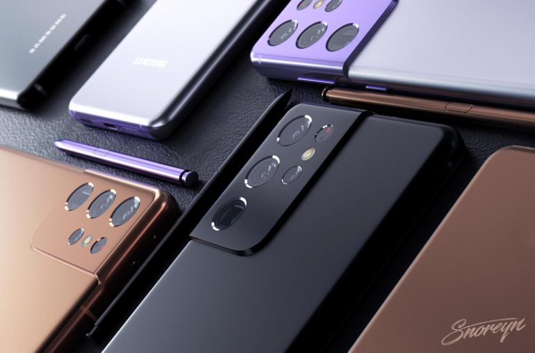 Samsung telefoonhoesjes Galaxy S21