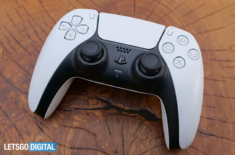 Wireless DualSense game controller