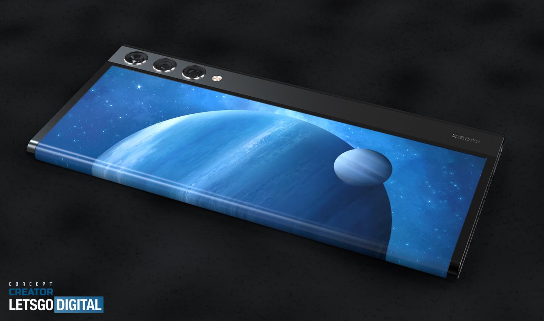 Xiaomi oprolbare smartphone