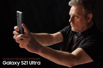 Camera Samsung Galaxy S21 Ultra