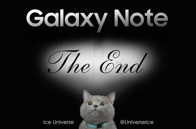 Galaxy Note serie Samsung