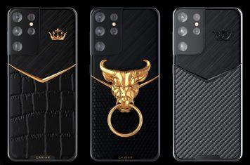Galaxy S21 luxe uitvoeringen