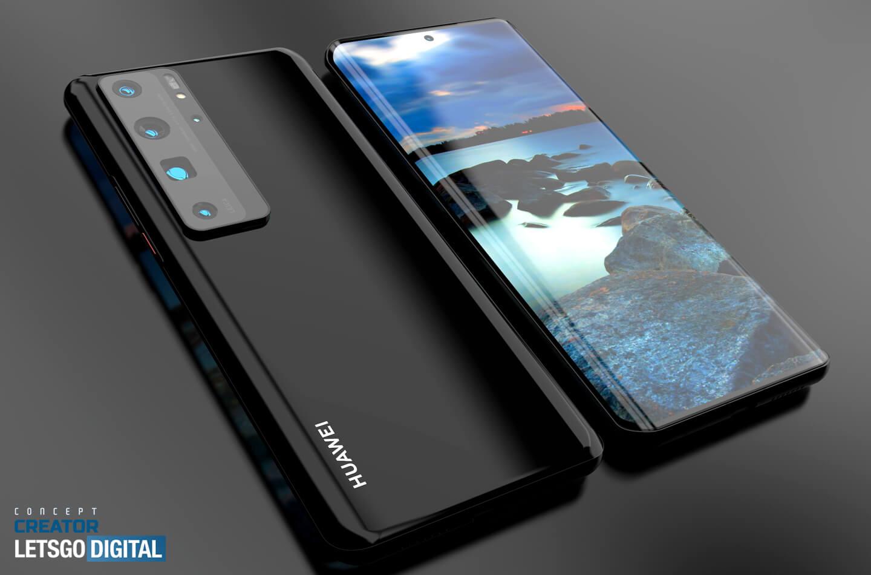 Huawei smartphone 2021