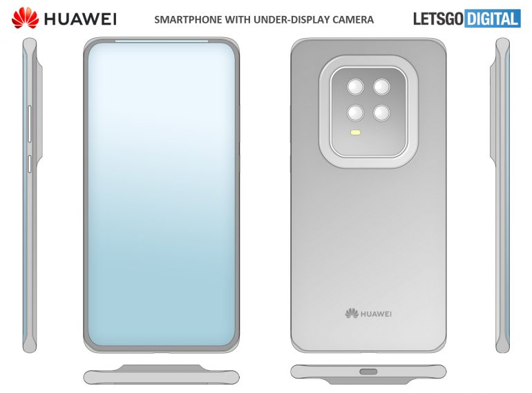 Nueva patente de Huawei