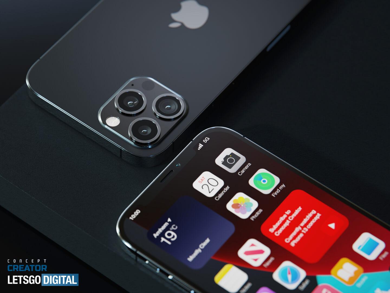iPhone 12s camera