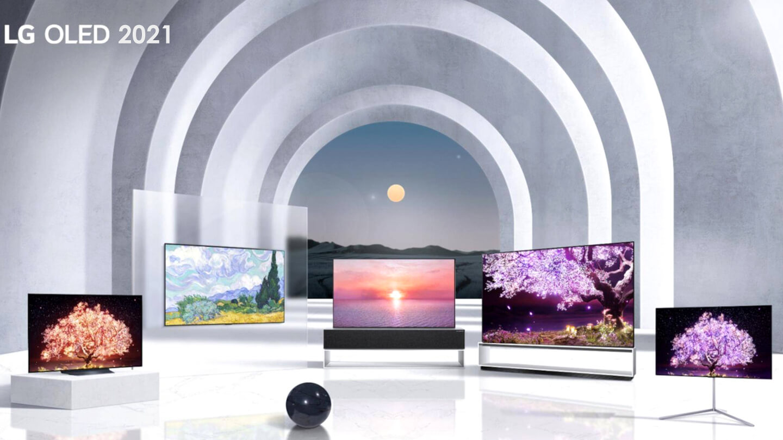 LG TV 2021