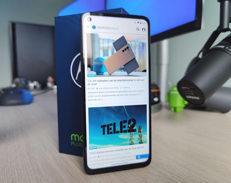 Motorola G9 Plus review