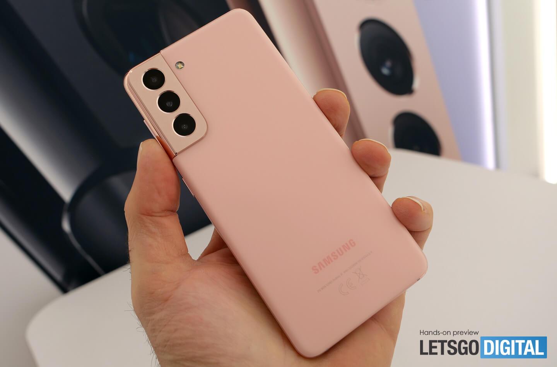 Nieuwe Galaxy smartphones