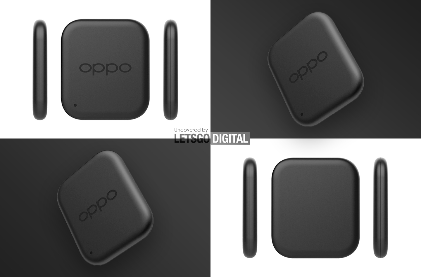 Oppo Smart Tag Bluetooth tracker