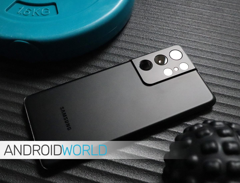 Praktijktest Samsung Galaxy S21 Ultra