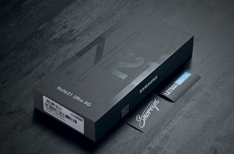 Samsung 65W oplader Galaxy smartphones