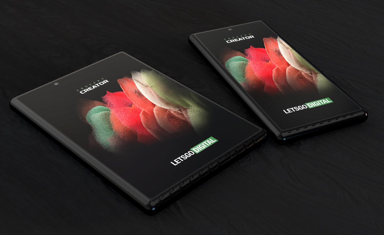 Samsung Dual Slide smartphone