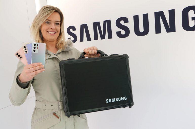 Samsung S21 preview nieuwe Galaxy smartphones