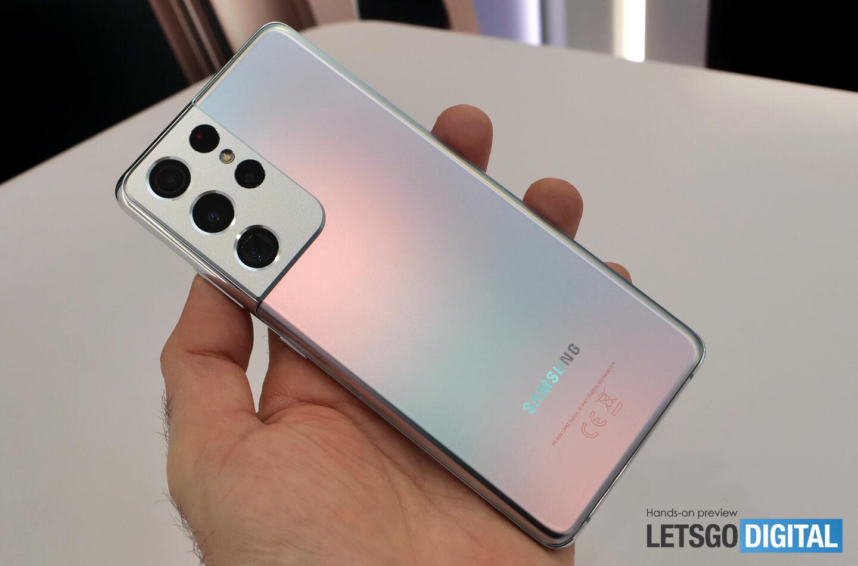 Samsung S21 vragen