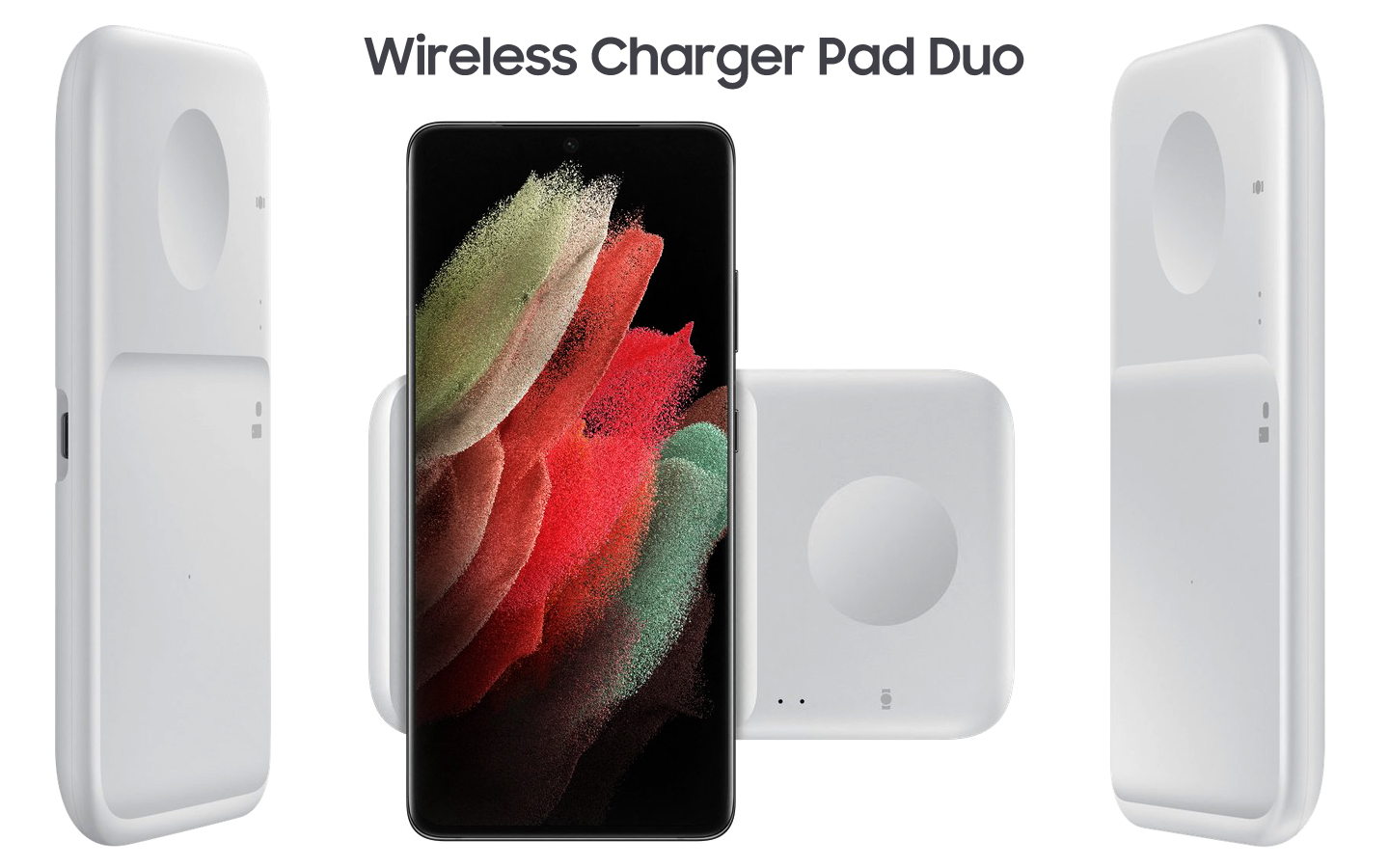 Samsung Wireless Charger Pad Duo