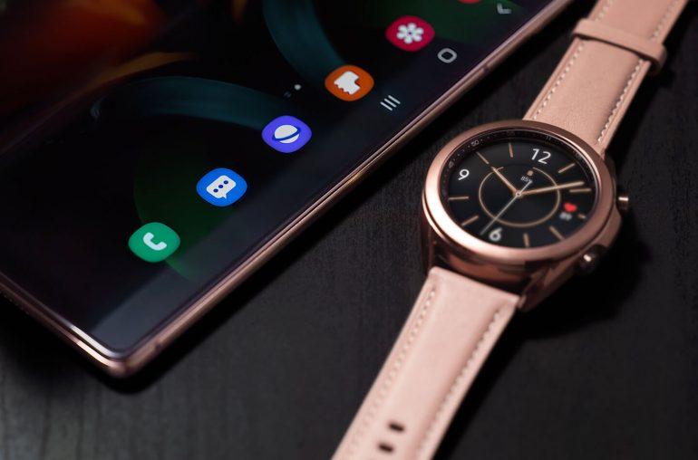 Samsung Wireless Charger smartphone smartwatch