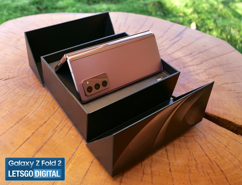 Samsung Z Fold 2 review