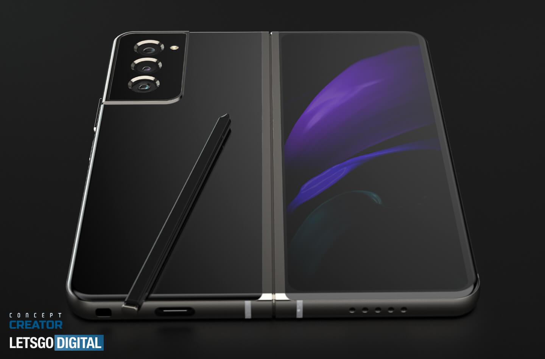 Samsung Z Fold 3 S Pen