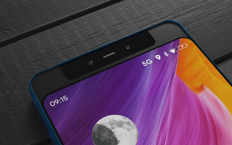Xiaomi slide smartphone