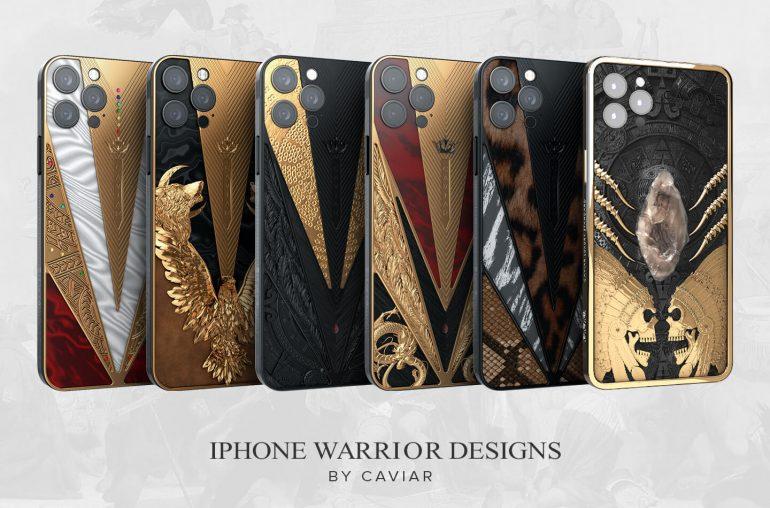 Apple iPhone 12 Pro Warrior Collectie 2021
