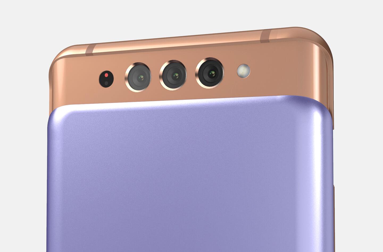 Galaxy A82 camera