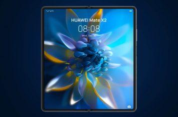Huawei Mate X2 opvouwbare telefoon