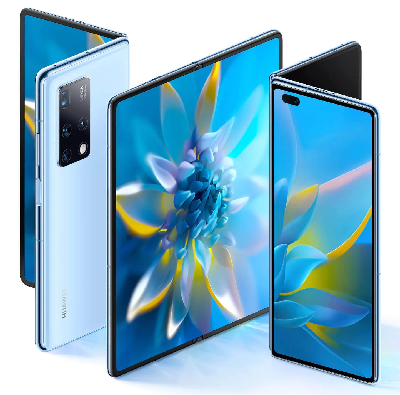 Huawei Mate X2 vouwtelefoon