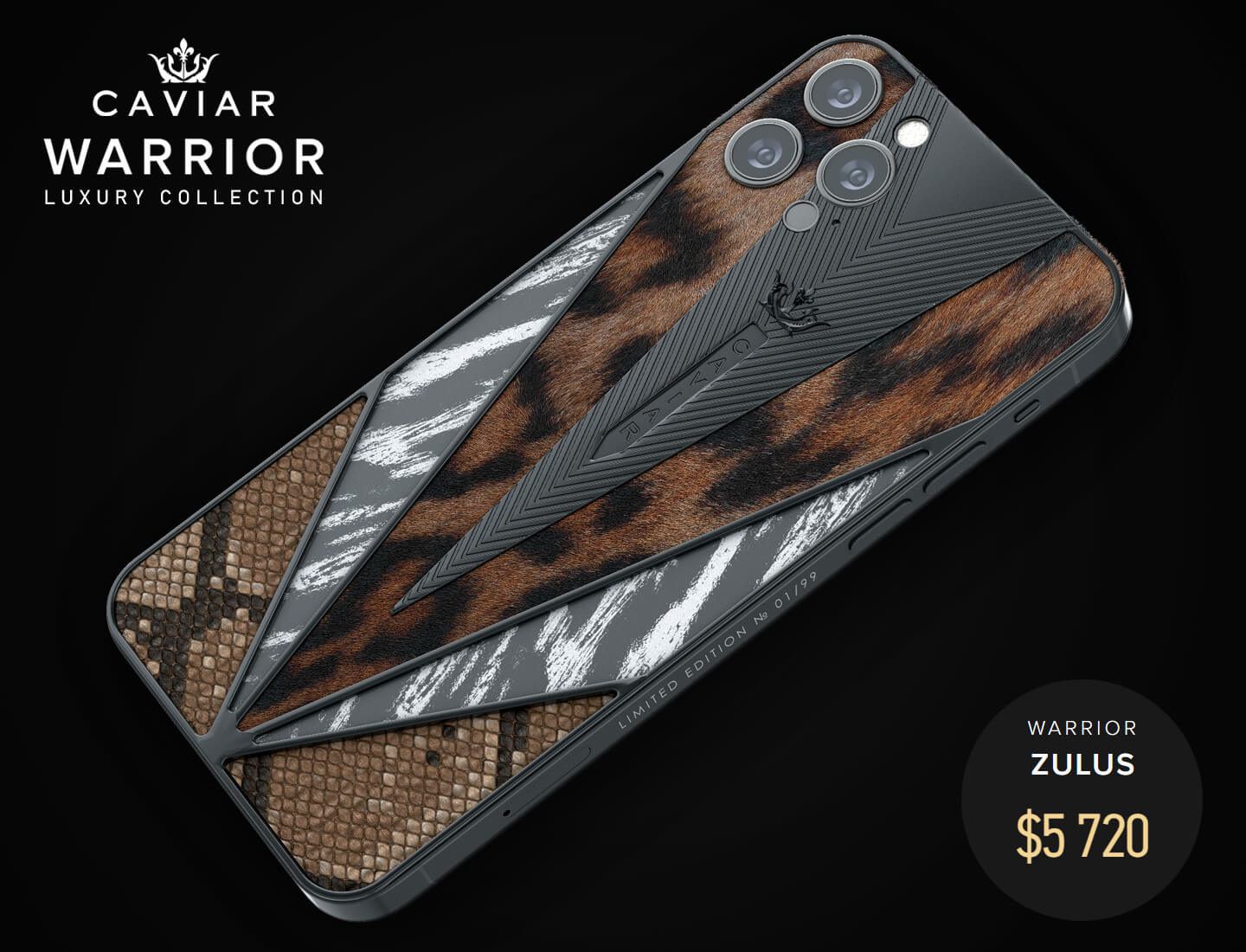 Limited Edition telefoons