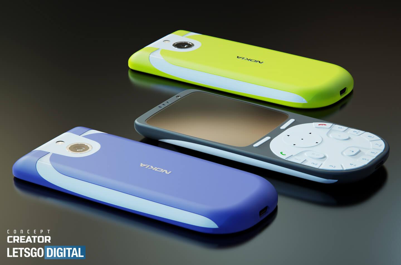 Nokia mobiele telefoon 2021