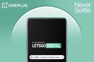 OnePlus smartphone camera