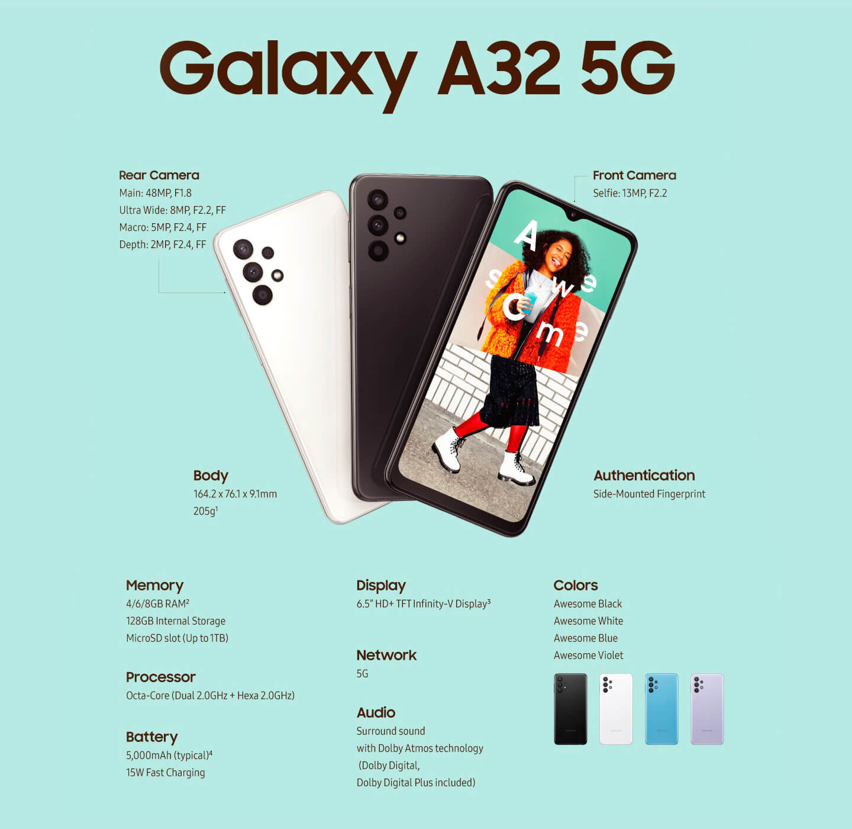 Samsung A32 5G