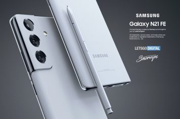 Samsung Galaxy Note 21 FE