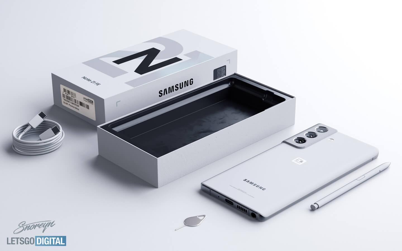 Samsung Note 21 Fan Edition