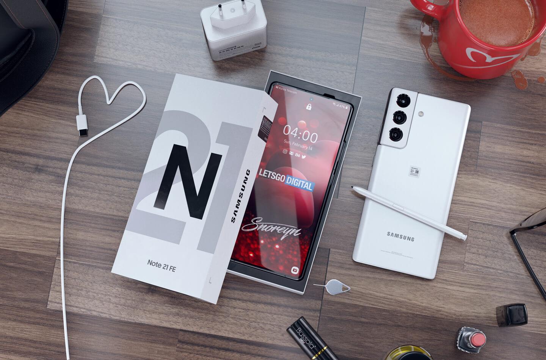 Samsung Note 21 FE