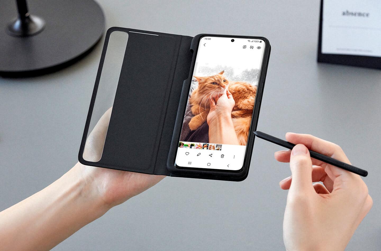 Samsung S21 serie Galaxy smartphones