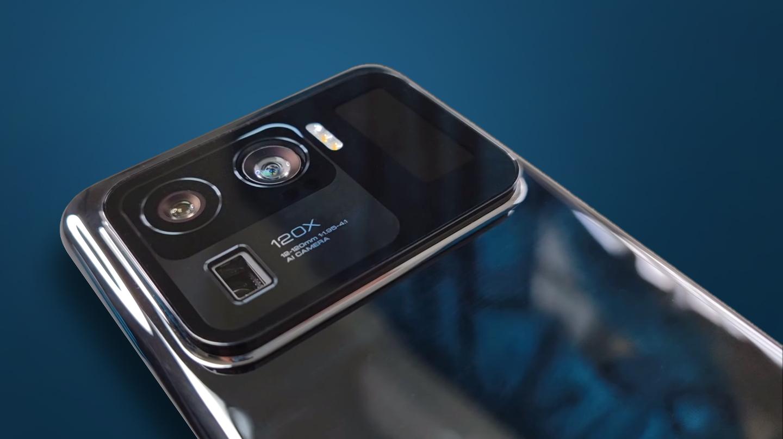 Smartphone met 120x zoom
