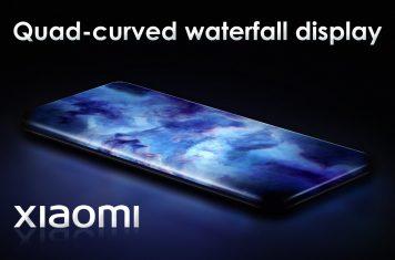 Xiaomi concept telefoon