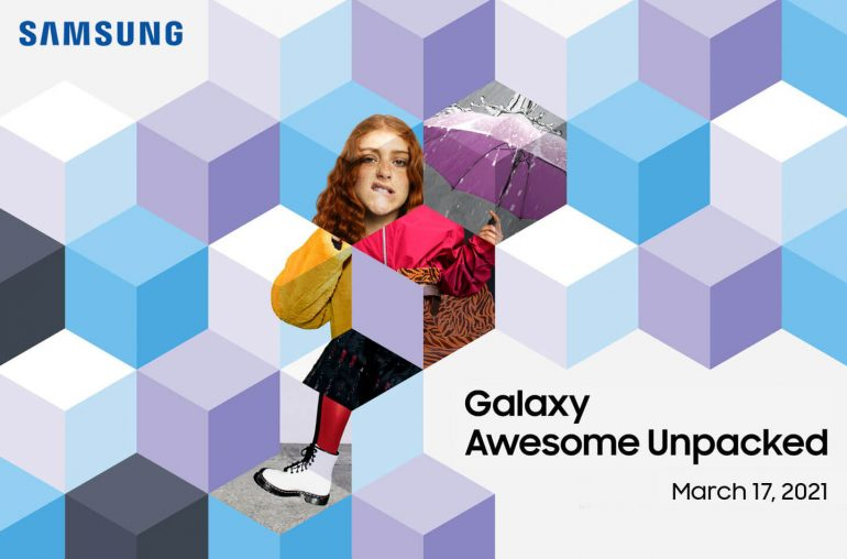 Samsung A52 Galaxy Awesome Event