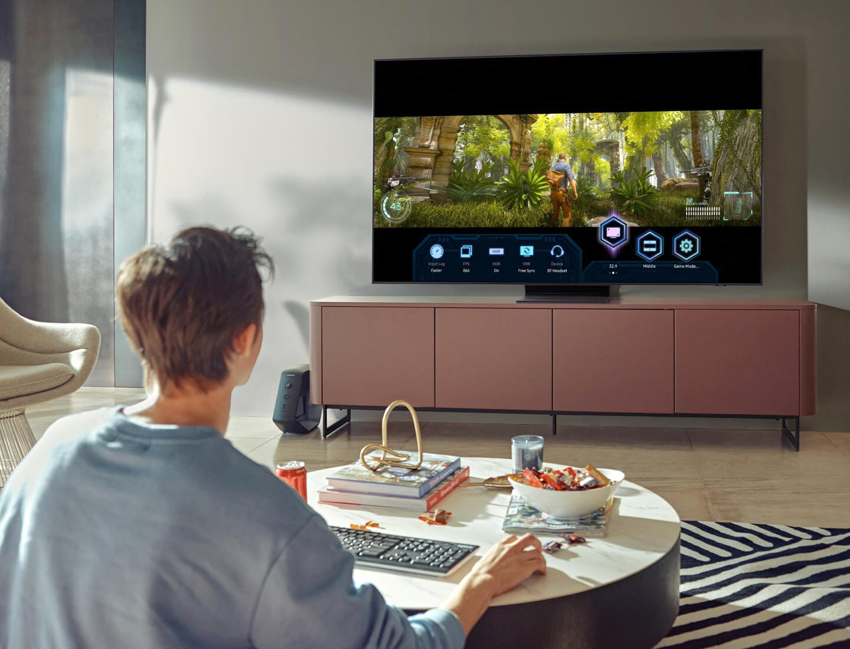 Samsung game TV