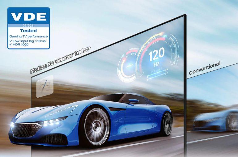 Samsung Neo QLED gaming TV