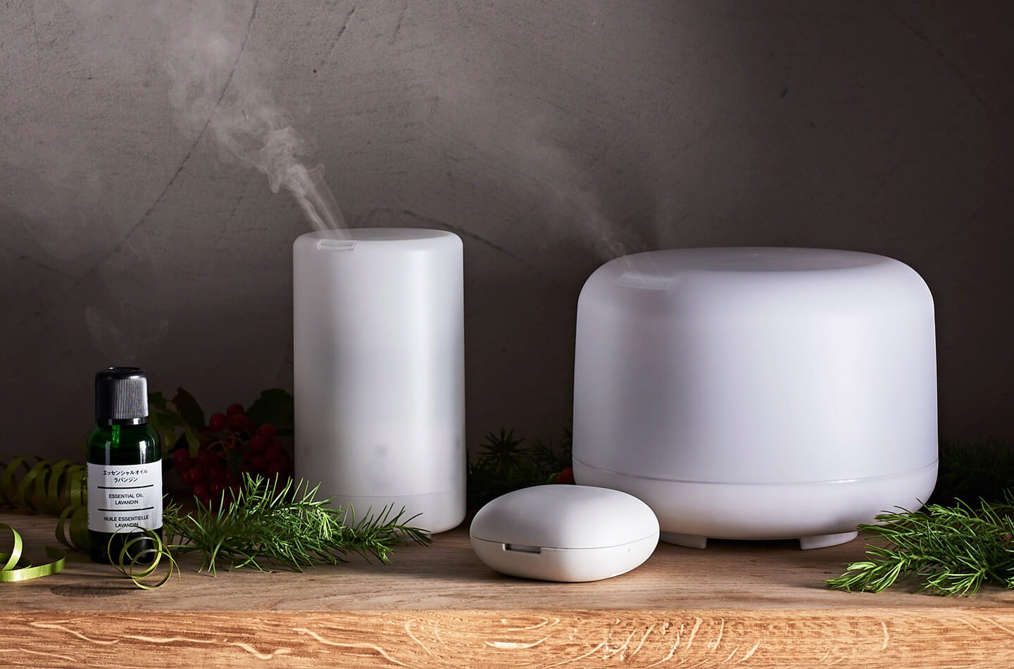 Aroma diffuser thuiswerk