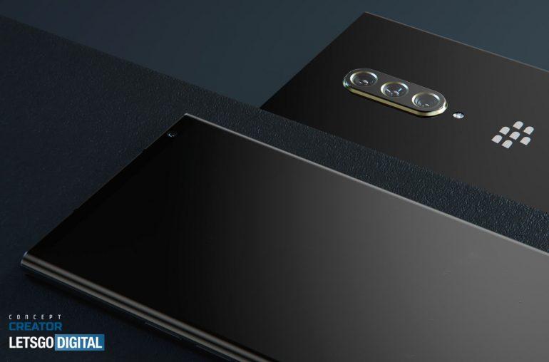 BlackBerry 5G smartphone 2021