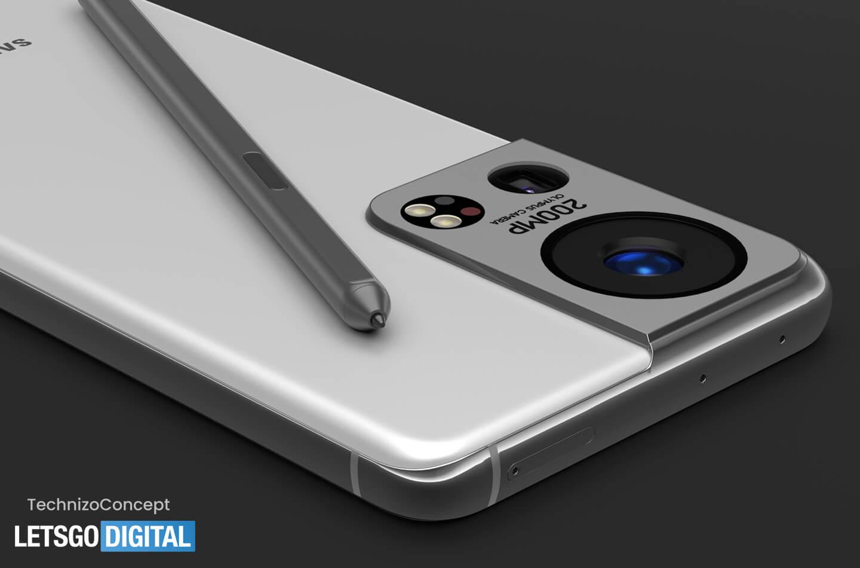 Galaxy S22 Olympus Kamera