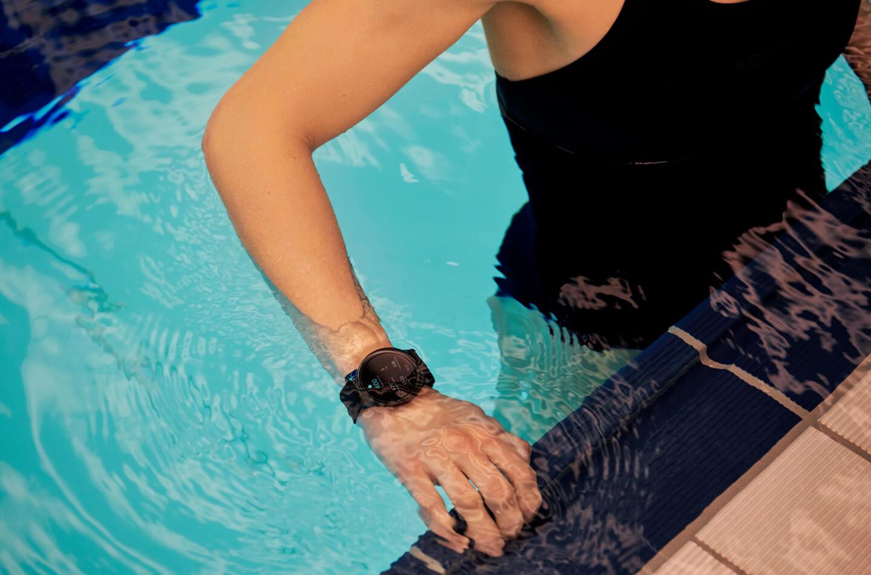 Goedkope waterdichte smartwatch