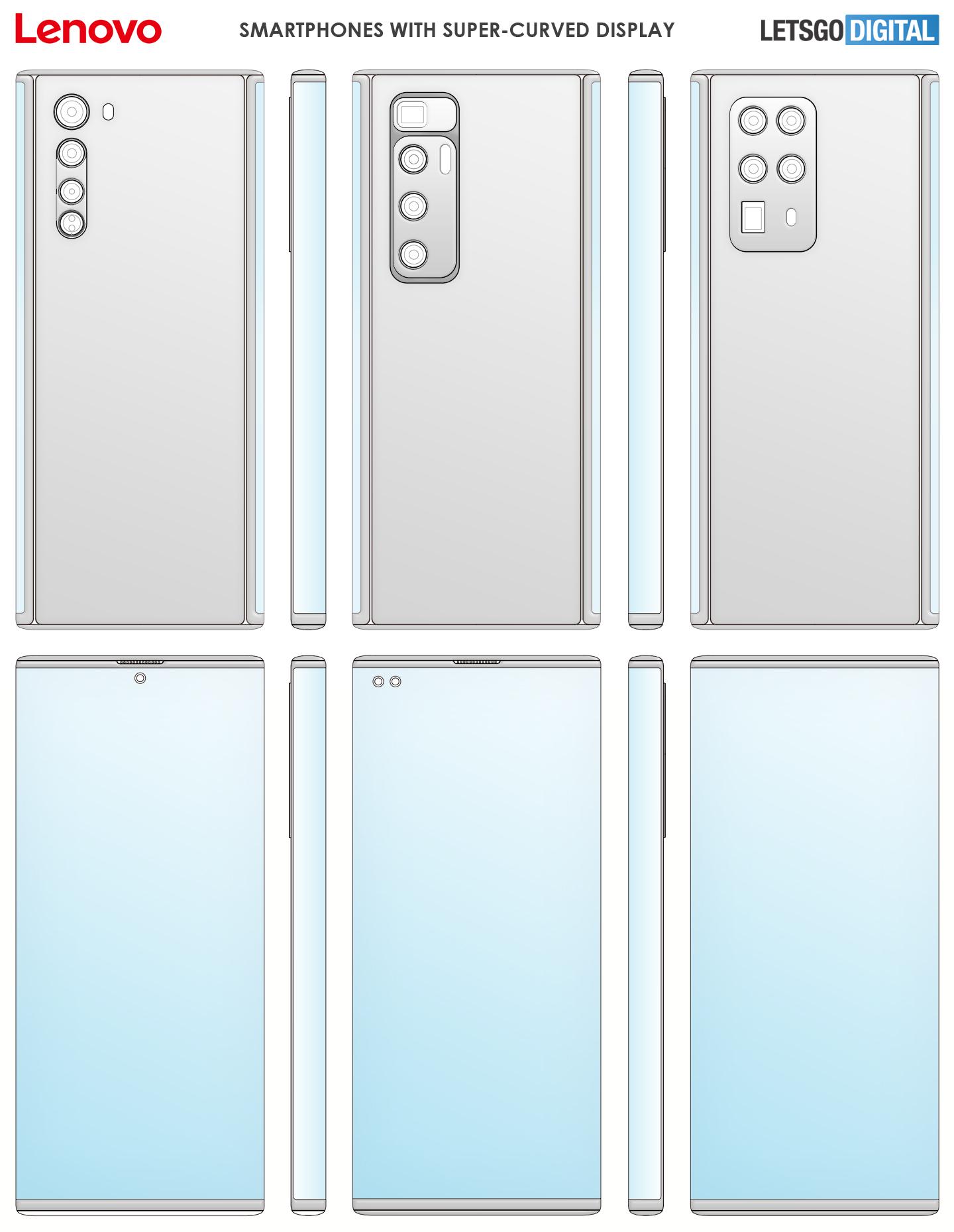Lenovo smartphones 2021