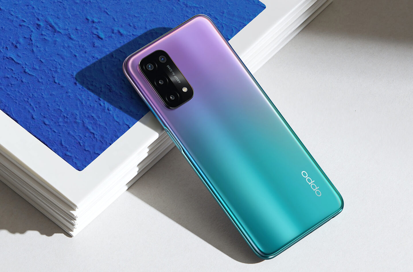 Oppo A54 5G smartphone
