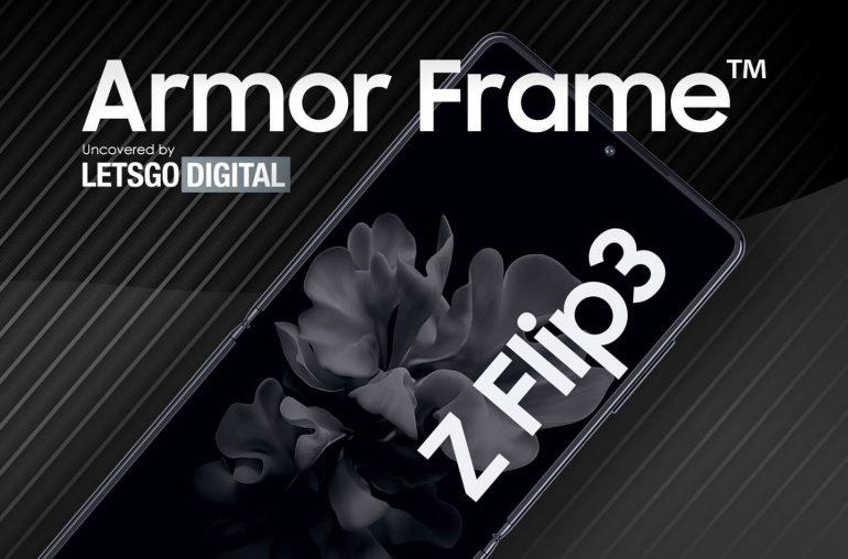 Samsung Armor Frame Galaxy Z Flip Z Fold