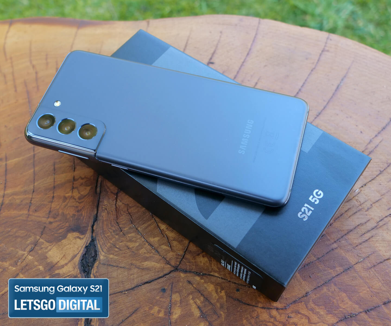 Samsung Galaxy S21 verkoop