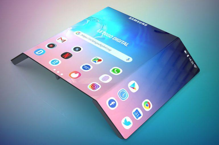 Samsung Galaxy Z Fold magnetische S-Pen